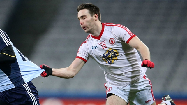 Ciaran McGinley returns to the half back line for Tyrone