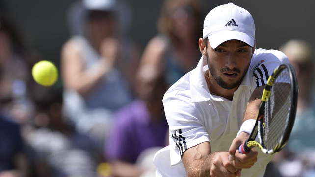 Viktor Troicki has been banned for 18 months by the ITF