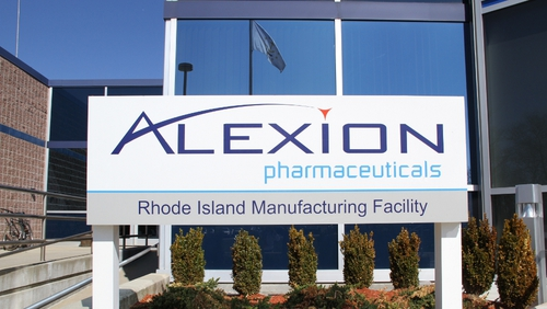 Alexion is based on the east coast of the US