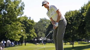 Brendan Steel hit eight birdies en route to a seven-under 65 in Canada