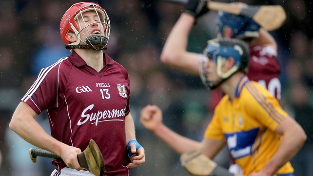 Galway will be looking to up their performance against Clare
