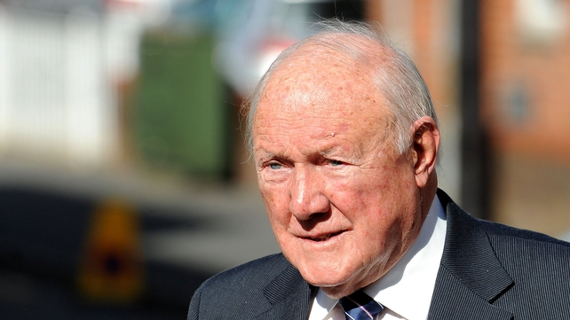 Stuart Hall had admitted 14 counts of indecent assault against young girls
