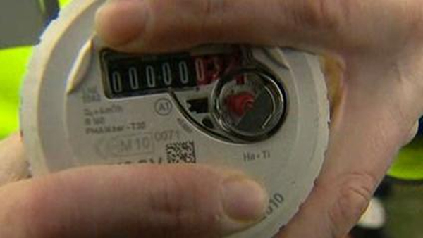 Households that do not have a water meter will face an assessed charge