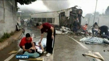 Spain in mourning following train crash disaster