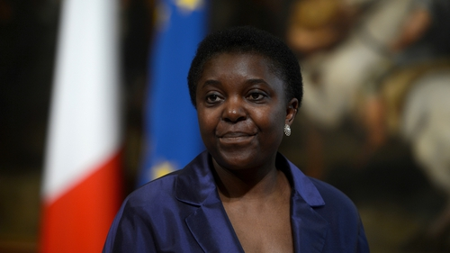 Cecile Kyenge has faced regular insults since becoming a minister, often from other politicians