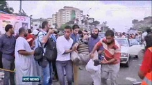 Egyptian police accused of firing live rounds at protesters