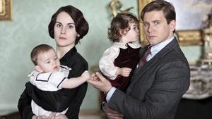Downton Abbey - A peek at series four