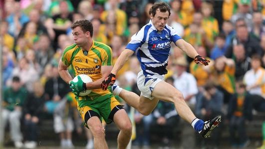 John Joe Ó Dochartaigh agus Finian Mac a Bhaird.