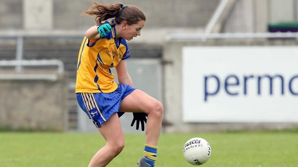 Niamh O'Dea was Clare's star woman in Carrick-on-Shannon