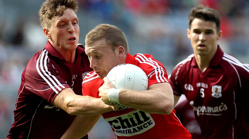 However, Cork progressed, winning by a single point