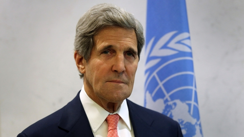 US Secretary of State John Kerry has made six trips to the Middle east in the last four months
