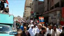 Mursi supporters continue protest