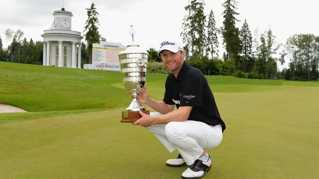 Michael Hoey has won a European Tour event in each of the last three seasons