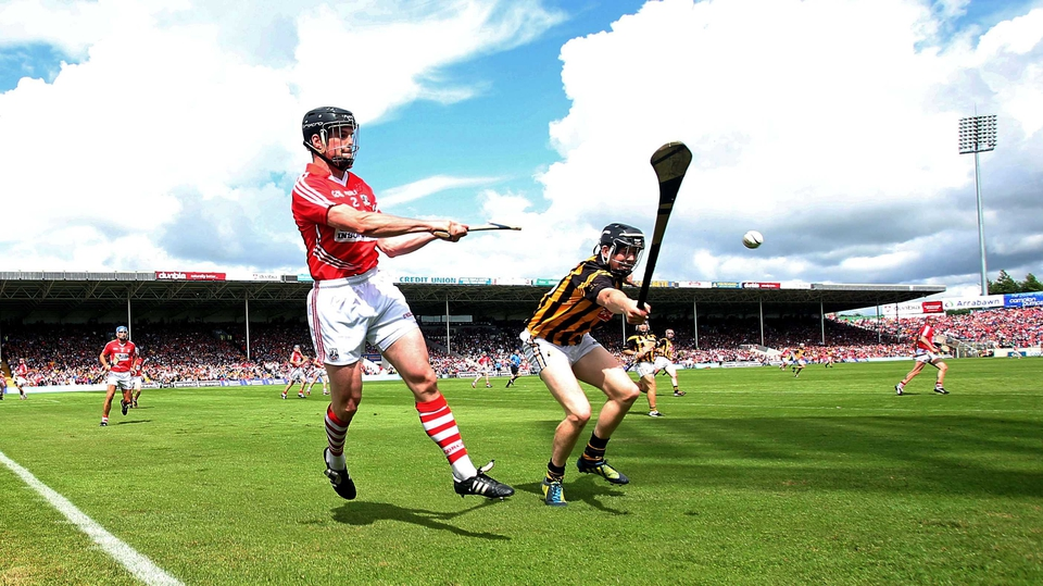Cork and Kilkenny met on Sunday in the All-Ireland SHC quarter-finals