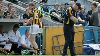 Kilkenny manager Brian Cody has called for cards to be removed from hurling