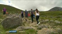 20,000 participate in Croagh Patrick pilgrimage