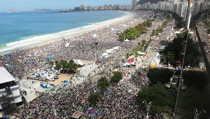 3.2m are estimated to have attended the event