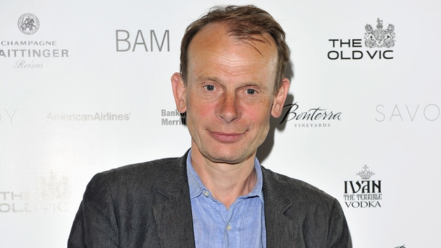 Andrew Marr - returning to Sunday morning show