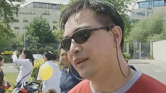 Filipino Immigrant in Ireland (2004)