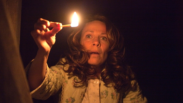 Letting the light in on sinister goings-on - Carolyn Perron is played by Lili Taylor