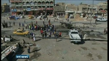 More than 60 dead after Iraq bombings