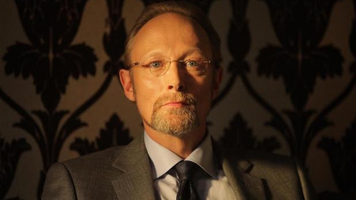 Lars Mikkelsen to play villain in Sherlock