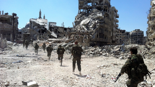 City of Homs requires humanitarian aid