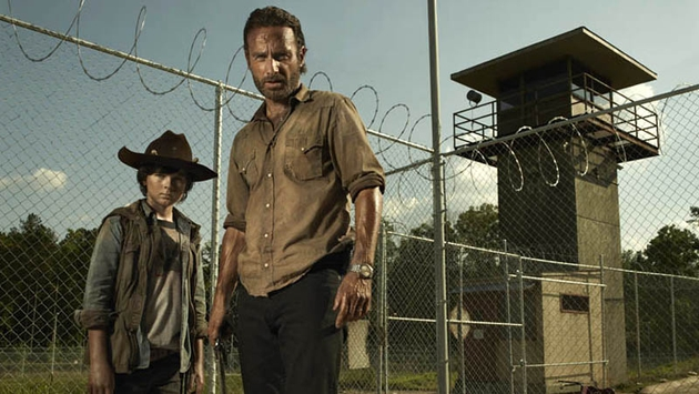 It's Rick to the rescue in this week's The Walking Dead