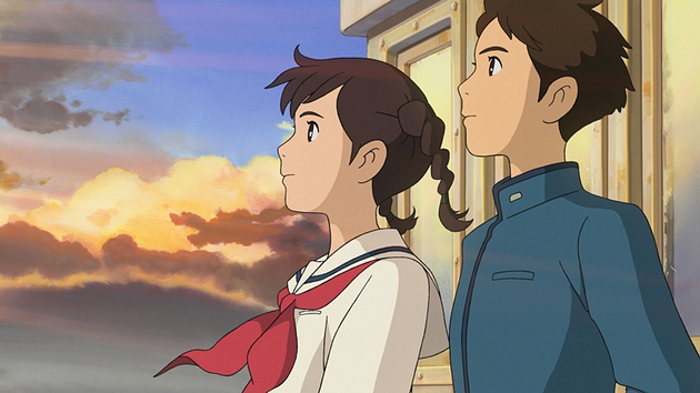 The film is adapated from a Japanese comic of the same name