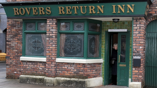 Coronation Street's famous pub