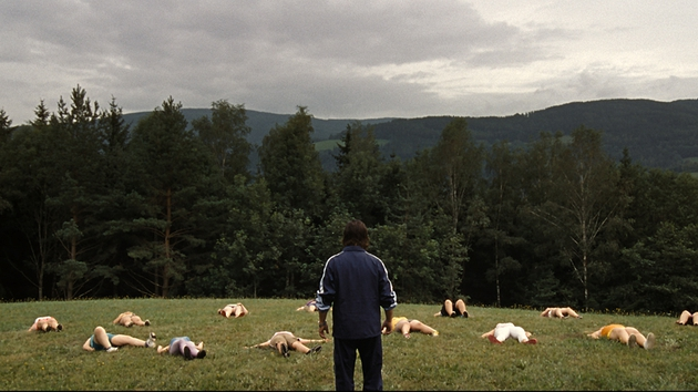There must be better ways of spending the summer - outdoor fun at the Austrian camp for obese teenagers in Ulrich Seidl's Paradise: Hope
