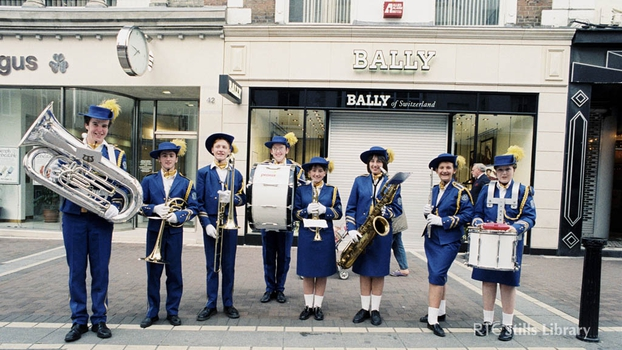 Band Identified as Tallaght Festival Band