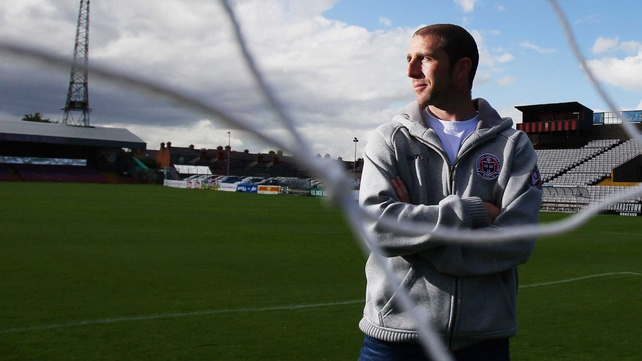 Owen Heary will remain in charge of Bohemians for 60 days
