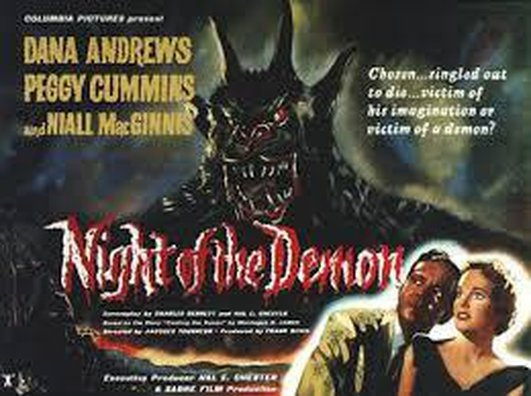 Classic Movie - Night of the Demon