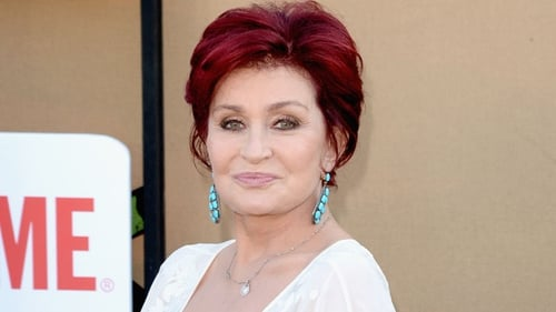 "Sharon Osbourne:  ""... Then Simon Cowell changed his mind and thought I was too old."""