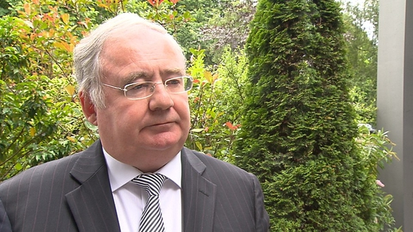 Pat Rabbitte said he regretted it was not possible to conclude agreement