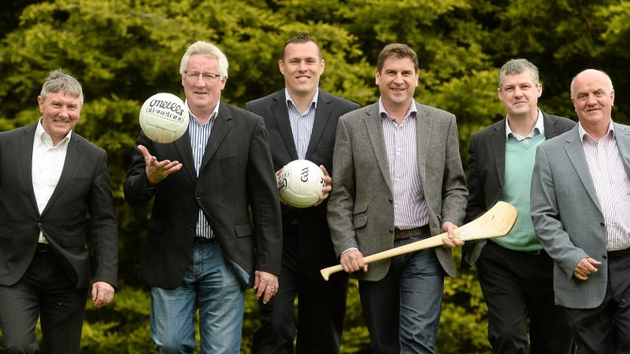 As the summer season closes, RTÉ's valiant team pictured at the start of it all.