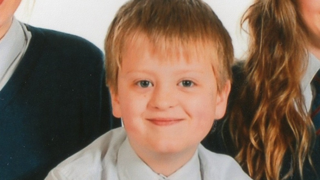 Aaron Macaulay was taken to hospital but could not be saved