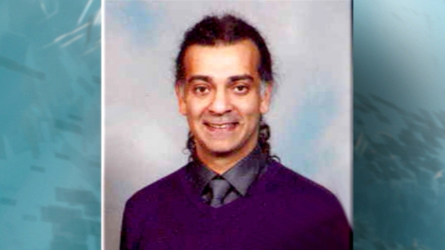 Sanjeev Chada, 43, was arrested following his release from hospital