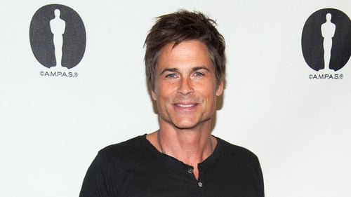 Rob Lowe took to social media after his French holiday home was flooded