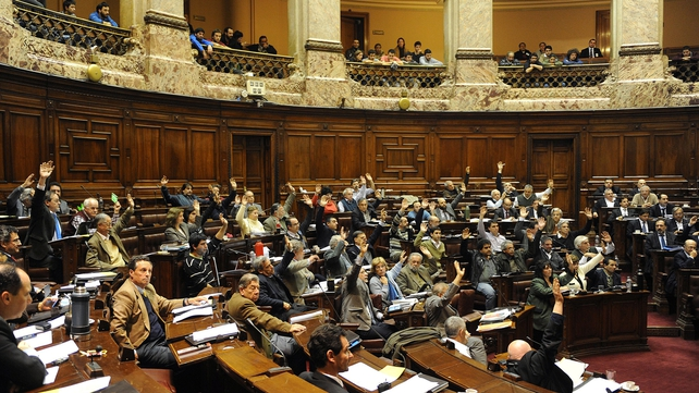 Uruguay's lower house voted 50-46 in favour of the new legislation