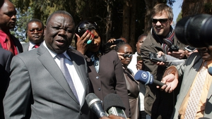 Morgan Tsvangirai said there is evidence that shows his party actually won the election