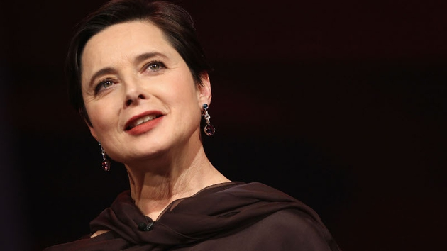 Isabella Rossellini will play a human rights campaigner in The Blacklist