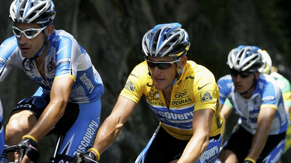 Lance Armstrong has spoken to the Cycling Independent Reform Commission