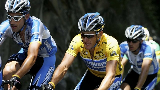 Among the allegations being investigated is that Lance Armstrong made a $100,000 donation for blood sampling equipment in 2002 to cover up a positive test