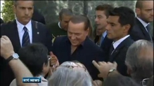 Berlusconi sentence is upheld