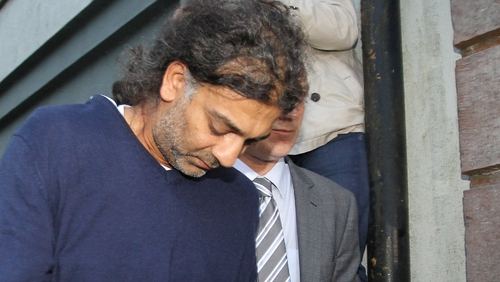 Sanjeev Chada appeared before a special sitting of Swinford District Court