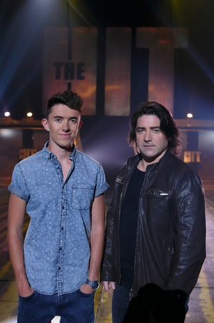 This week Ryan O'Shaughnessy and Brian Kennedy are the artists on RTÉ One's The Hit's