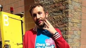 Chris O'Dowd's alter ego