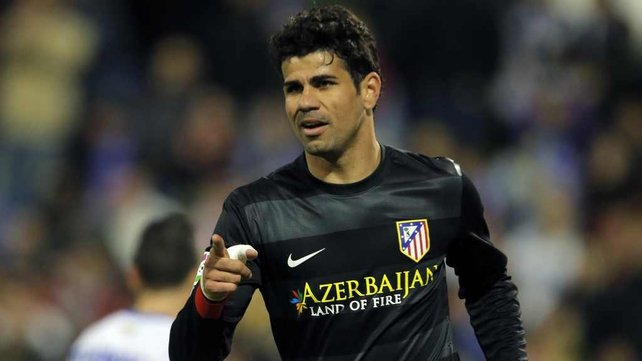 Diego Costa could be on the way to Anfield